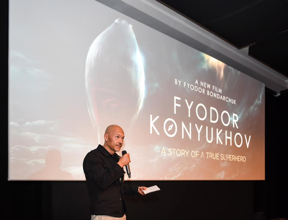 Russia's Fedor Bondarchuk Unveils Four New Films in Cannes